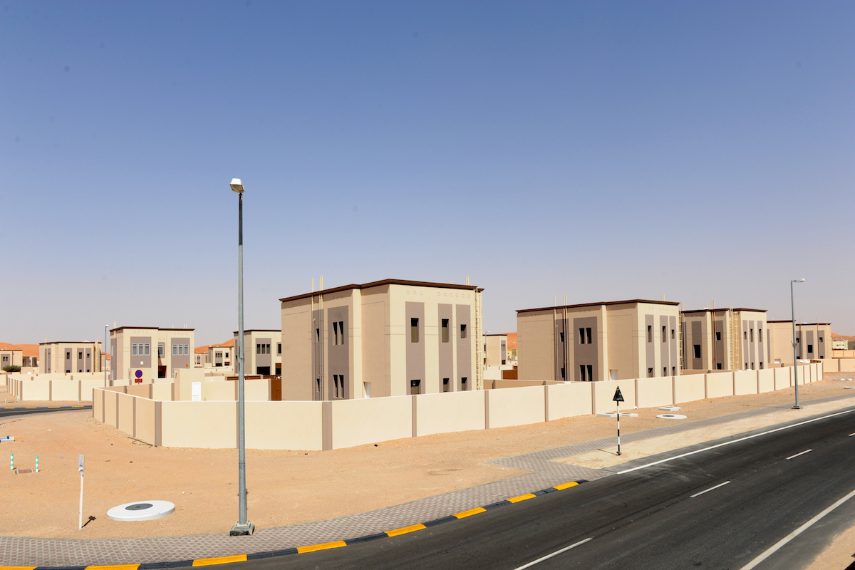 Construction of 588 Nos Residential Villas.